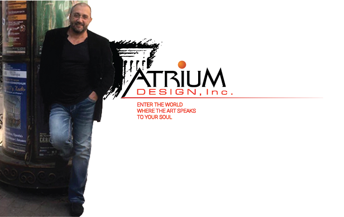 AtriumDesign / Enter the World where the Art speaks to your Soul
